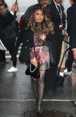Paula Abdul Out in NYC