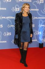 Penny Smith At National Lottery Awards, London