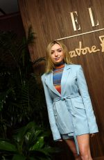 Peyton R. List At ELLE & Ferragamo Hollywood Rising Celebration in West Hollywood