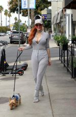 Phoebe Price At Sweet Butter Kitchen in Studio City