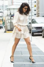 Priyanka Chopra Out and about in NY