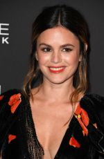 Rachel Bilson At Fifth Annual InStyle Awards at The Getty Center in Los Angeles