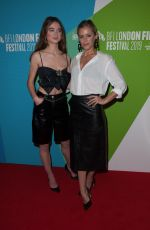 Raffey Cassidy At The Other Lamb, Premiere at London Film Festival