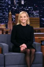 Reese Witherspoon At The Tonight Show Starring Jimmy Fallon