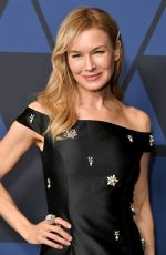 Renee Zellweger At Governors Awards, Dolby Theatre, Los Angeles