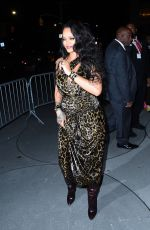 Rihanna Arrives to the Guggenheim Museum to celebrate her new self-titled book in New York City