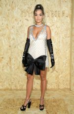 Rita Ora At Miu Miu Womenswear Spring/Summer 2020 show - Paris Fashion Week
