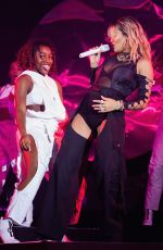 Rita Ora Performs at the American Express Gold Launch at Casino del Bosque, Mexico City