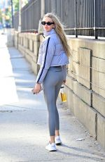 Romee Strijd Out in New York