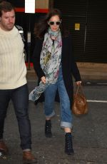 Ruth Wilson Out and about, London