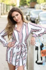 Ryan Newman - Sharon Litz photoshoot in Los Angeles - September 2019