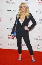 Saffron Barker Attends the Global Gift Gala at Kimpton Fitzroy in London