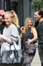 Sailor Brinkley-Cook & Lauren Alaina At dance practice in LA