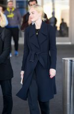 Samara Weaving Arrives back in LA