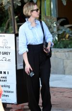 Sarah Paulson Spotted out and about in West Hollywood