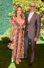 Sasha Alexander At Veuve Clicquot Polo Classic at Will Rogers State Park in LA