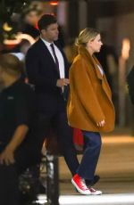 Scarlett Johansson Spotted out with Colin Jost in Los Angeles
