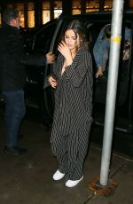 Selena Gomez At La Esquina for dinner with Goodbye Honolulu in New York City
