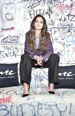 Selena Gomez At Music Choice in NYC