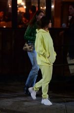 Selena Gomez On a night out in NYC