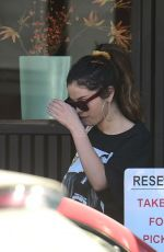 Selena Gomez Out for lunch in LA