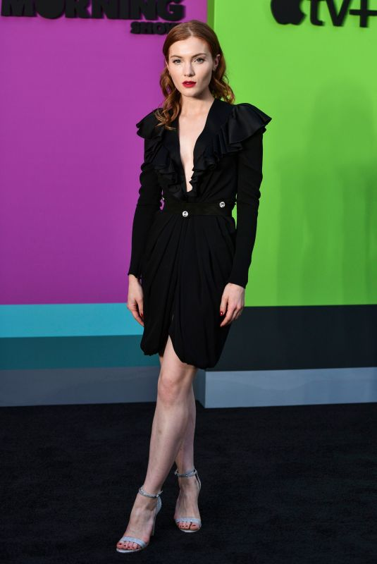 Skyler Samuels At Apple TV+
