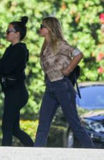 Sofia Richie Arrives at her hotel in Beverly Hills