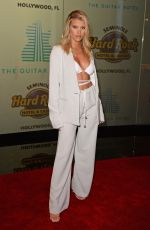 Sofia Richie At The Grand Opening of Seminole Hard Rock Hotel and Casino Guitar Hotel in Hollywood