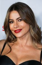 Sofia Vergara Arrives at the Premiere Of Saban Films