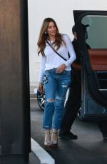 Sofia Vergara Shops big at Sax Fifth Avenue in Beverly Hills