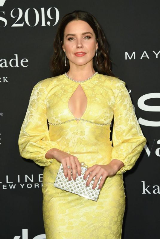 Sophia Bush At 5th Annual InStyle Awards in Los Angeles
