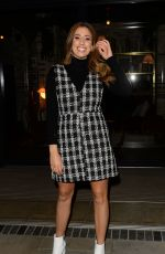 Stacey Solomon At Stacey Solomon X Primark Collaboration Party at The Hoxton in London