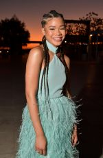 Storm Reid At 5th Annual InStyle Awards in Los Angeles