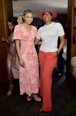 Storm Reid At InStyle & Kate Spade New York Dinner in West Hollywood
