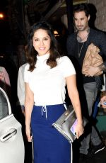 Sunny Leone Out and about in Mumbai