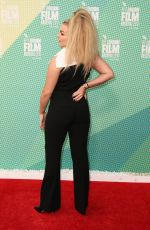 Tallia Storm At The BFI 63rd London Film Festival UK Premiere of