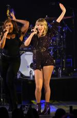 Taylor Swift Performs onstage during the 7th Annual We Can Survive