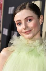 Thomasin McKenzie At Premiere of FOX Searchlight