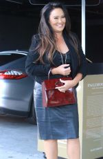 Tia Carrere Out in Hollywood