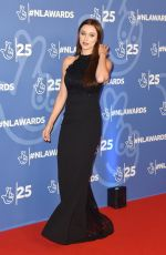 Una Healy At National Lottery Awards, London