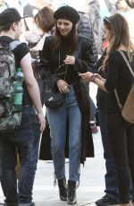Victoria Justice Out and about in Venice, Italy