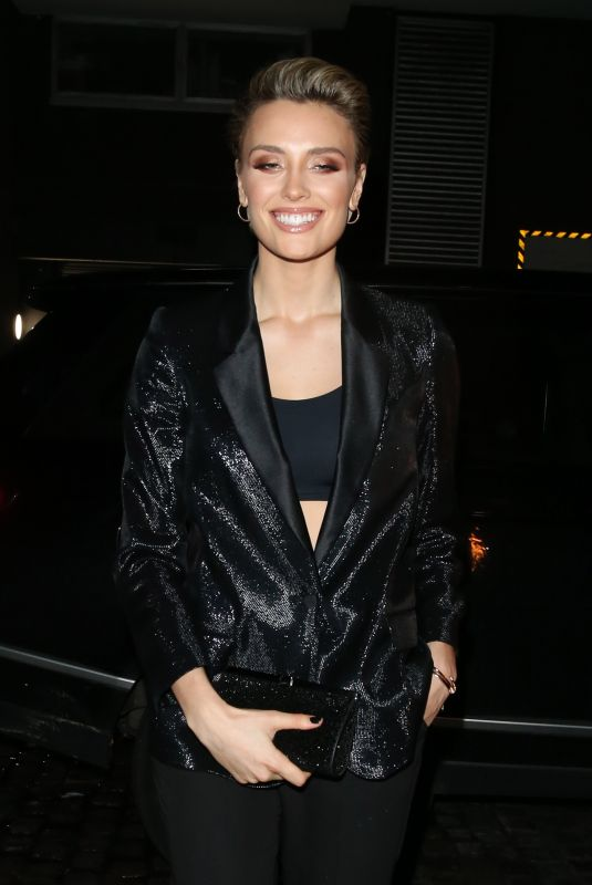 Wallis Day At The Cartier London Celebration at The Chiltern Firehouse in London