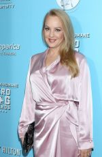 Wendi McLendon-Covey At American Humane Hero Dog Awards, Los Angeles