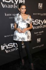 Zendaya Coleman At 5th Annual InStyle Awards in Los Angeles