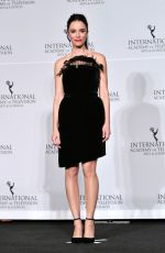 Abigail Spencer At 2019 International Emmy Awards Gala in NYC