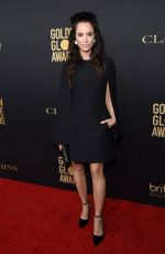 Abigail Spencer At HFPA and THR Golden Globe Ambassador Party in West Hollywood