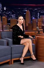 Abigail Spencer At The Tonight Show Starring Jimmy Fallon