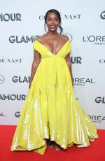 Aja Naomi King At 2019 Glamour Women Of The Year Awards in NYC