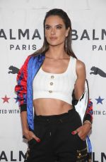 Alessandra Ambrosio At PUMA x Balmain Launch Event in Los Angeles