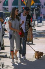 Alessandra Ambrosio Shopping in Pacific Palisades